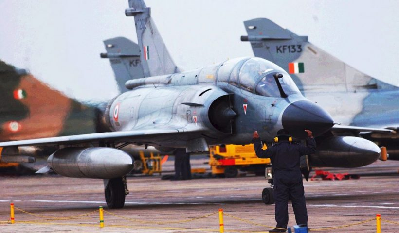 Indian TV news feels the 'josh' of airstrikes, Pak media takes forest cover