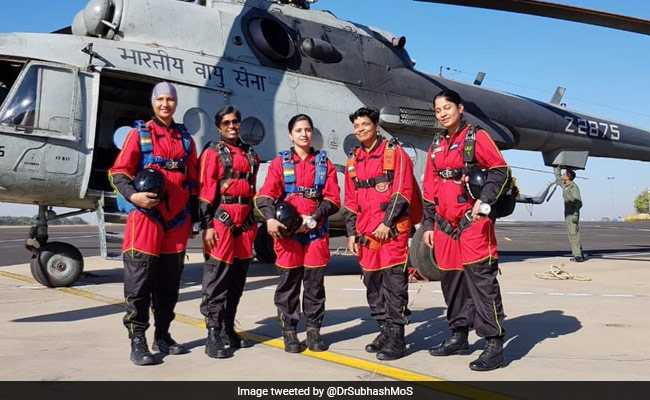 At Aero India 2019, Woman Pilots Fly High; Amaze Audience