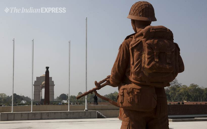 National War Memorial: A tribute to India's fallen soldiers