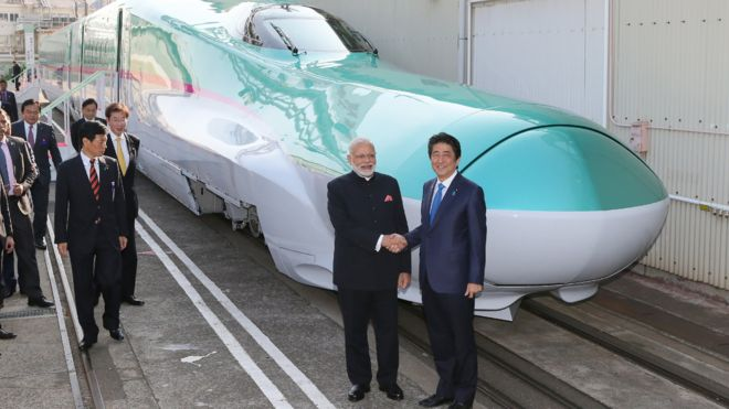 India election 2019: Is India's bullet train on time?