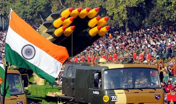 India risks flaring tensions with Pakistan as military test precision missile near border