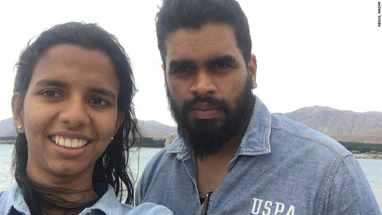 Indian newlyweds came to Christchurch with a dream. On Friday, that dream died