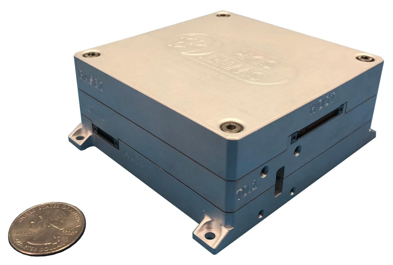 Tethers Unlimited says two-way radio for small satellites has aced first orbital test