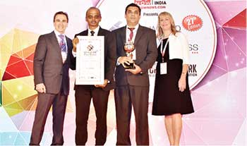 Bank of Ceylon yet again awarded the 'Best HR Organization to work for' by World HR Congress