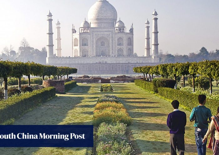"Some Indian tour companies are courting international visitors with week-long ""election tourism"" packages that would try to combine some traditional sightseeing with access to political campaigning."