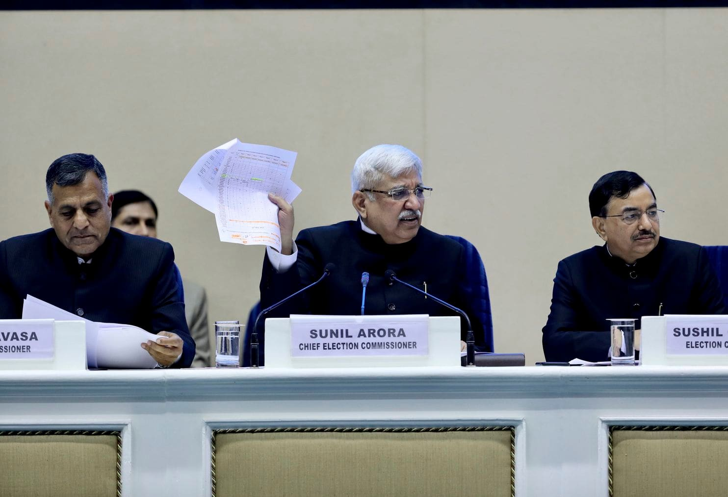 India elections to launch on April 11, unfold in seven stages