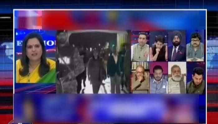 'You are not on Pakistan's Geo TV': Indian anchor tells guest who praised PM Imran