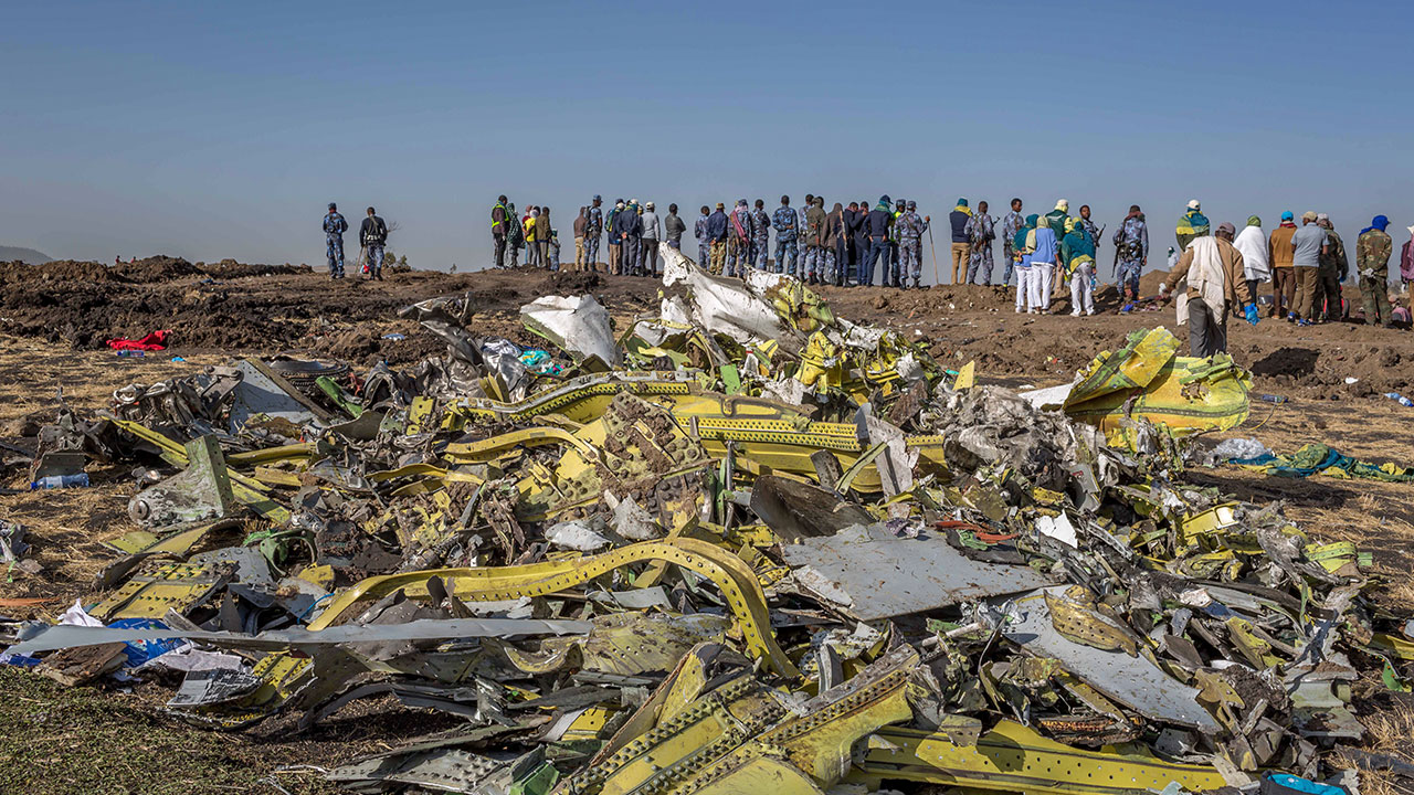 Ethiopian Airline crash: President Donald Trump grounds all Boeing 737 Max planes