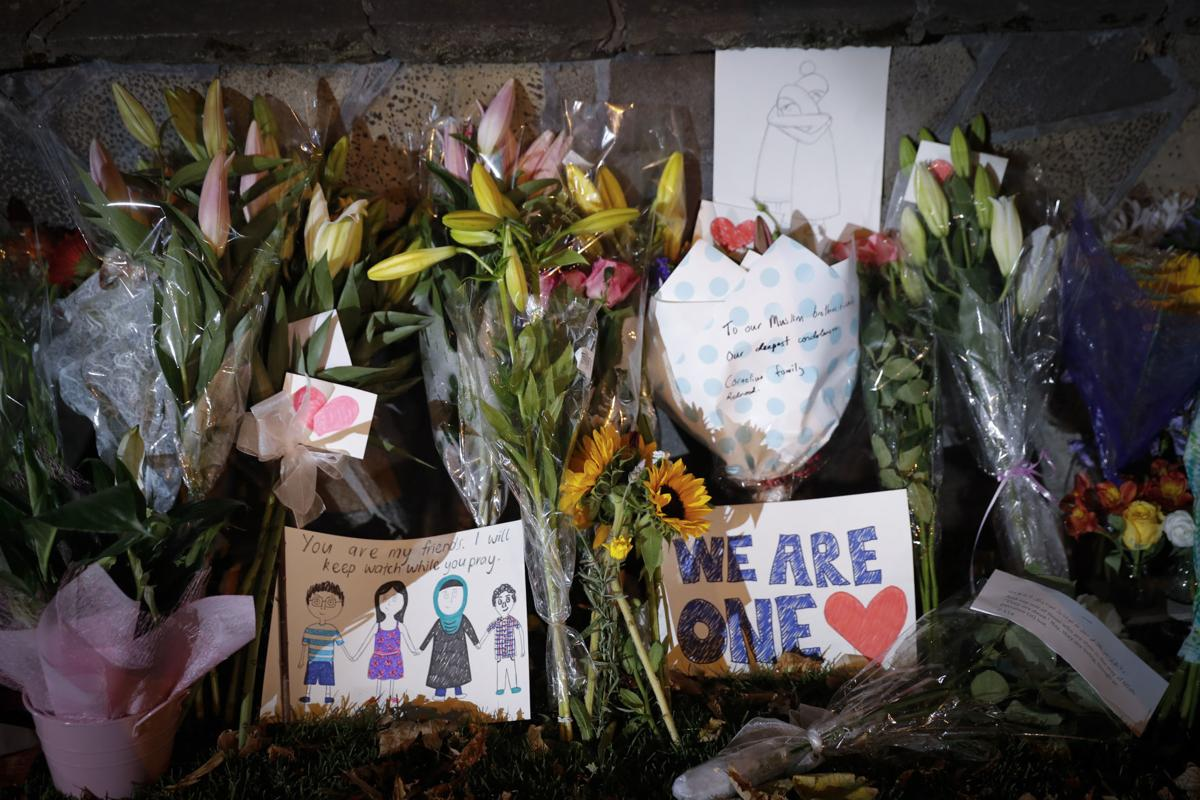 Stricken New Zealanders reach out to Muslims after shooting