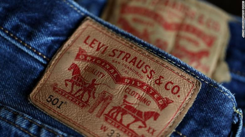 Levi Strauss shares soar 30% in IPO