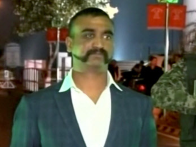 PM leads nation in welcoming Abhinandan back