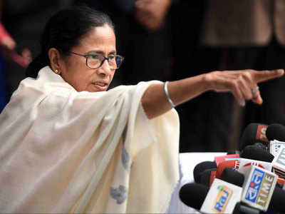 Protracted poll to facilitate another 'strike': Mamata Banerjee