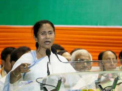 Protracted poll to facilitate another 'strike': Mamata