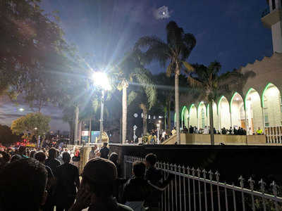 Mosque shootings: India in touch with New Zealand authorities