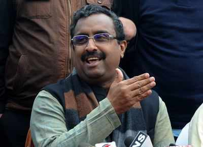 Curbs on separatists would continue: Ram Madhav