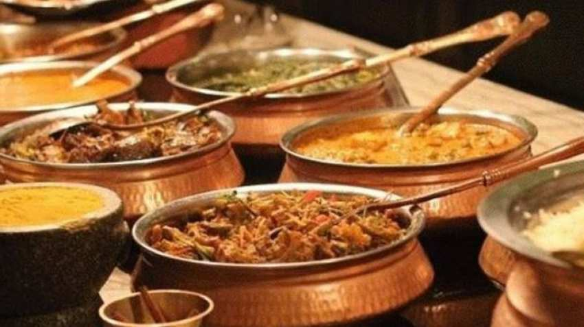60% travellers more comfortable with Indian food on int'l trip