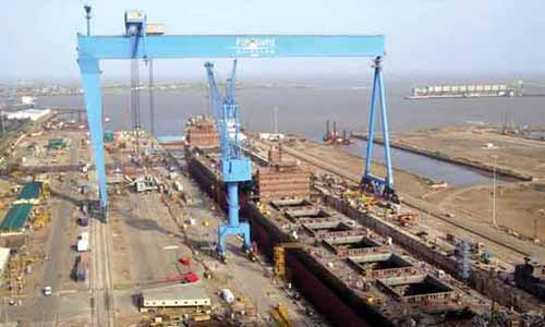 India's Largest Private Shipbuilder ABG set to be liquidated
