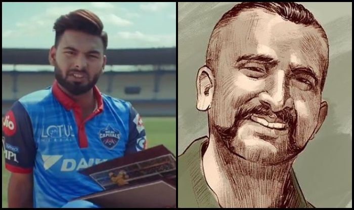 'Welcome Back Abhinandan'! Pant's Post on Wing Commander Reeks of Respect | SEE POST
