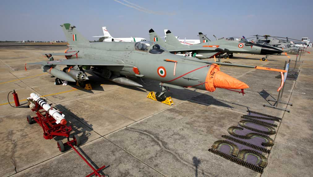 Why This MiG-21 Vs. F-16 Dogfight Heats Up A $15 Billion Fighter Contest