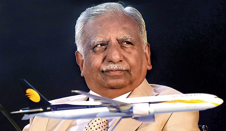 End of an era in Indian aviation as Naresh Goyal bows out