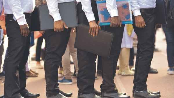 India's February jobless rate climbed to 7.2%: CMIE