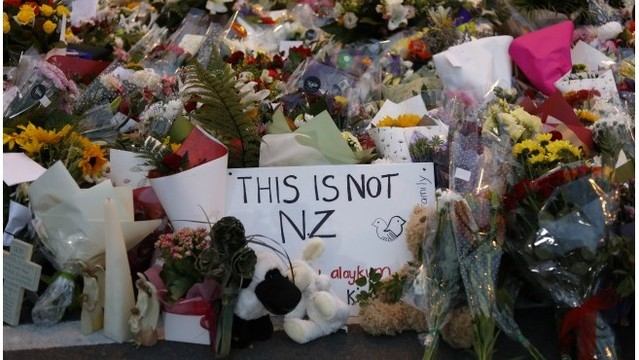 Death toll rises to 50 in New Zealand mosque shootings