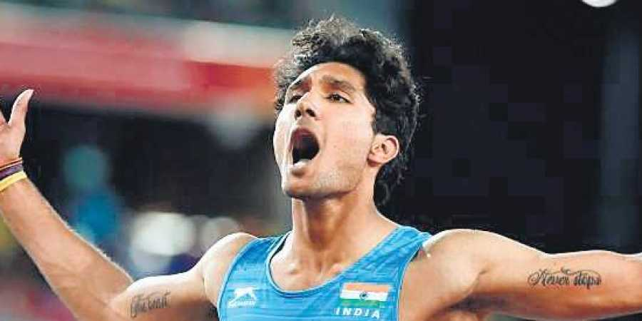 Tejaswin unhappy with snub, AFI justifies decision