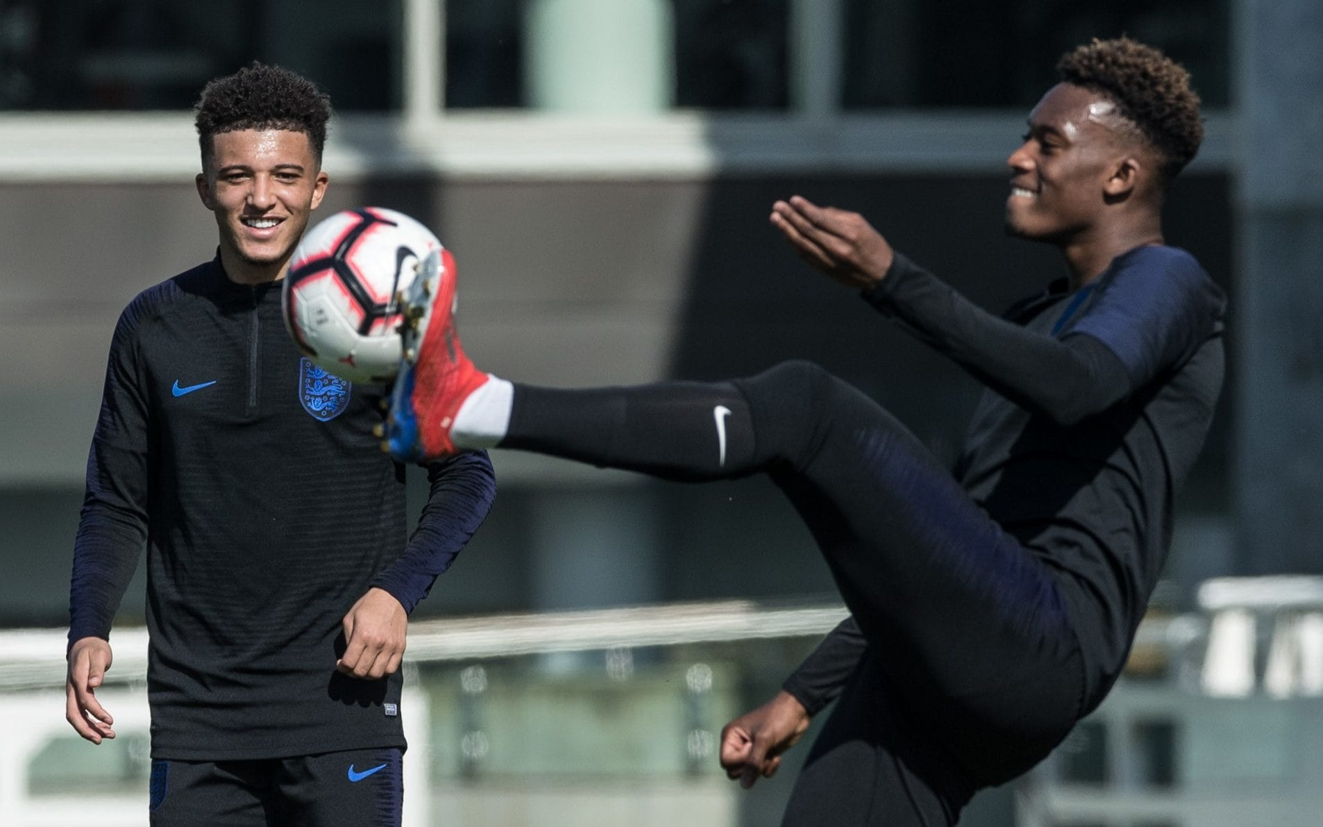 As Callum Hudson-Odoi joins Jadon Sancho in the senior squad, how are England's other U17s World Cup winners progressing?
