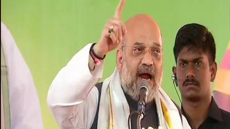 Terrorists will 'think twice' before attacking India: Shah