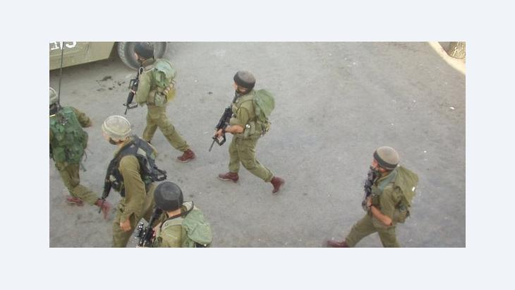 Former Soliders Criticizing Practices of the Israeli Military