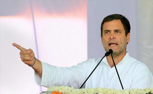 Rahul Gandhi Asks PM To Tell Nation Who Released Masood Azhar From Jail
