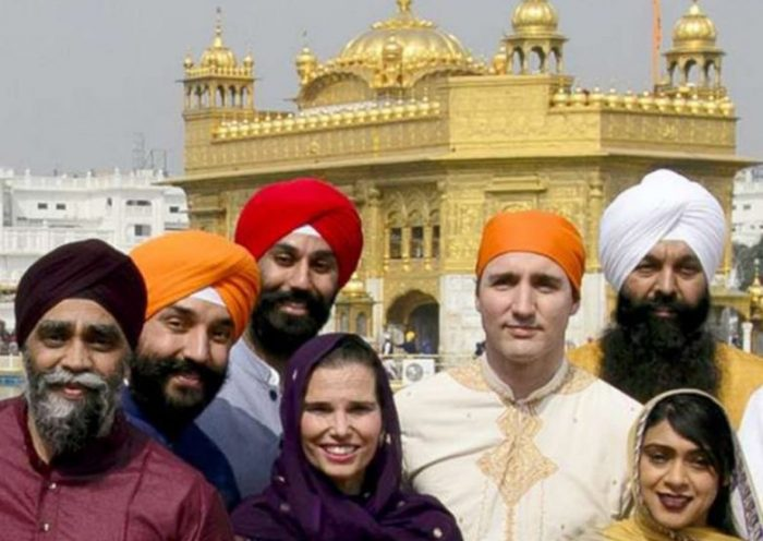 Sikh-Canadian activists added to no-fly list after Trudeau's India visit; critics say aim was to appease Indian government