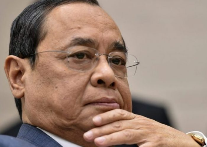 'Bid to deactivate CJI's office': Justice Ranjan Gogoi on sexual misconduct charges