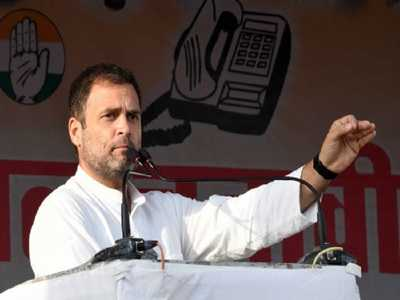 BJP asks Rahul Gandhi to come clean on his citizenship, qualification