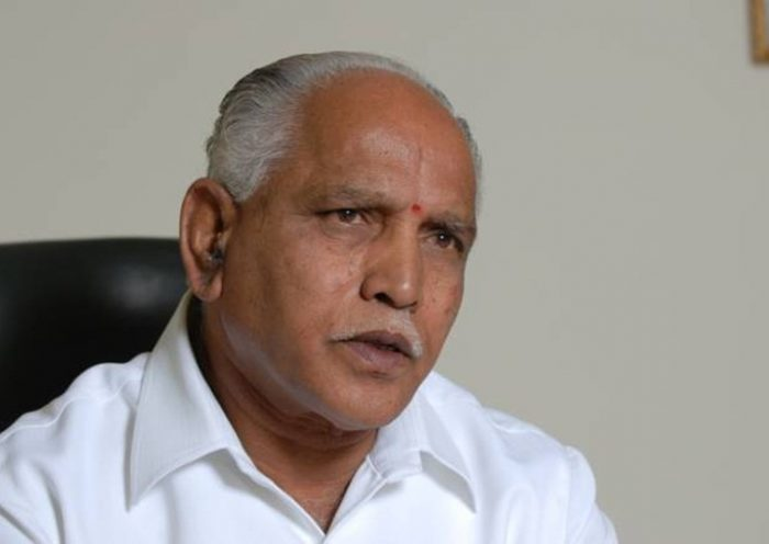 Deve Gowda is fighting on 7 seats, yet dreaming of becoming PM: BS Yeddyurappa