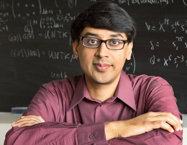 Royal Society of London Inducts Indian-American mathematician at Princeton, others