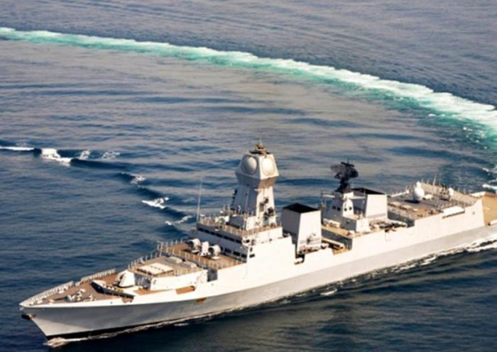 2 Indian warships to take part in Chinese navy drill