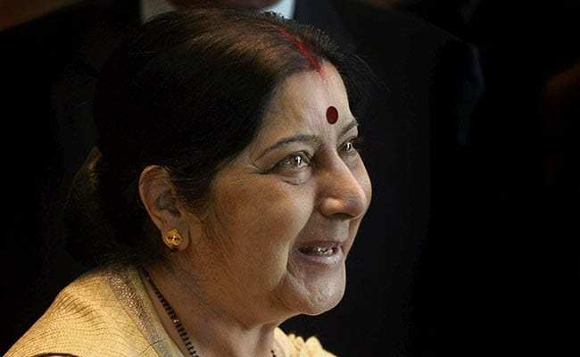 Sushma Swaraj Assures Help To Indian Man In US To Get Body Of His Mother