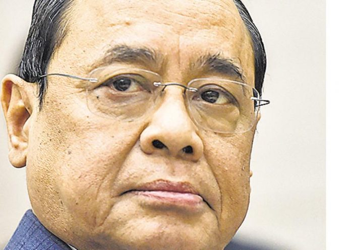 Charge sheet against 4 for impersonating CJI, secretary