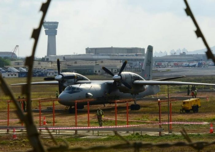 IAF plane overshoots runway at Mumbai airport, no injuries