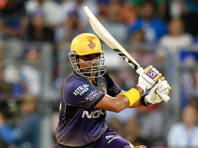 Did Robin Uthappa's slow batting dash KKR's playoff hopes?