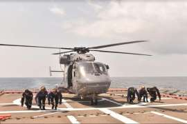 Indo-French navy exercise Varuna goes to sea for honing interoperability skills