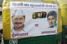 Ground report: Will Delhi's autowallas dump their hero Arvind Kejriwal?