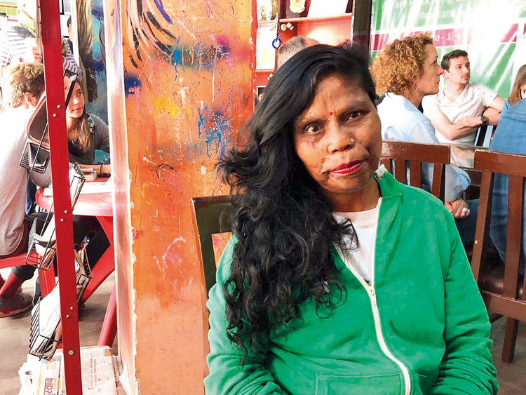 Sheroes' Hangout in Agra, India: A cafe staffed by survivors of acid attacks