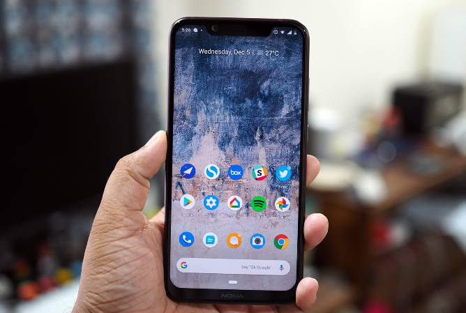 Nokia 8.1 update arrives with April security patch and stability improvements