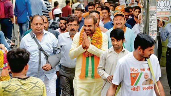 Elections 2019: Local issues can wait in BJP forts