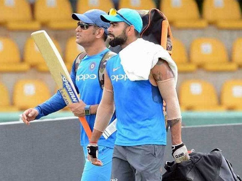 "MS Dhoni, Virat Kohli ""Unmatchable"", India Favourites To Win World Cup, Says Kapil Dev"