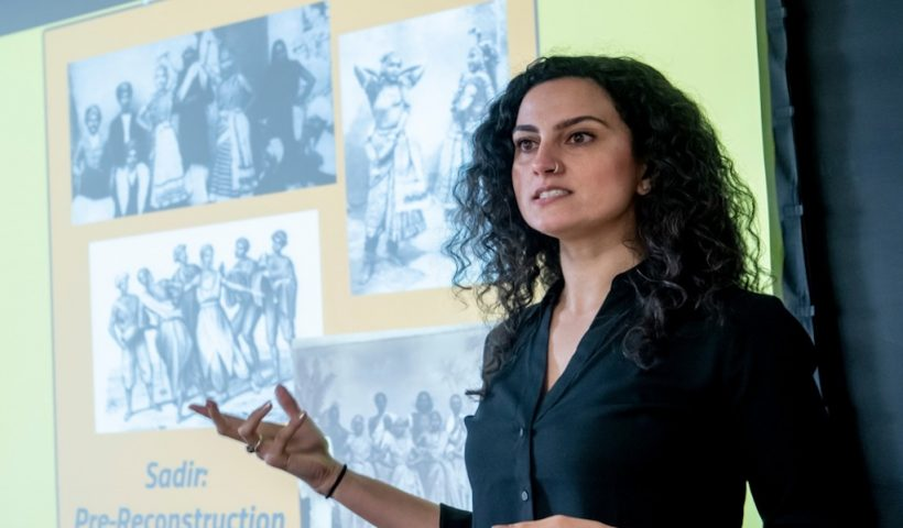 Professor receives Fulbright for research on dance in India