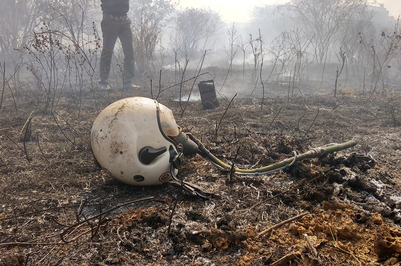 Mirage 2000 fighter jet crashes in Bengaluru, two pilots dead