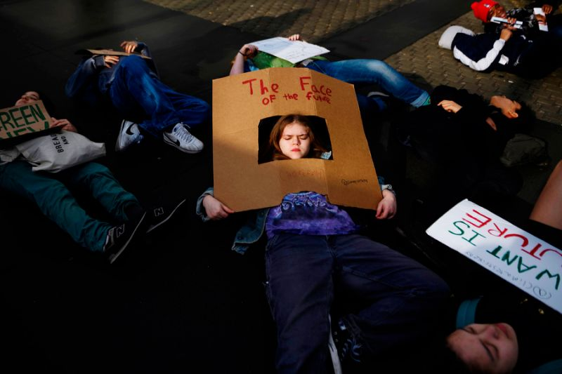 Students Lead a Worldwide Climate Strike. Will Adults Listen?